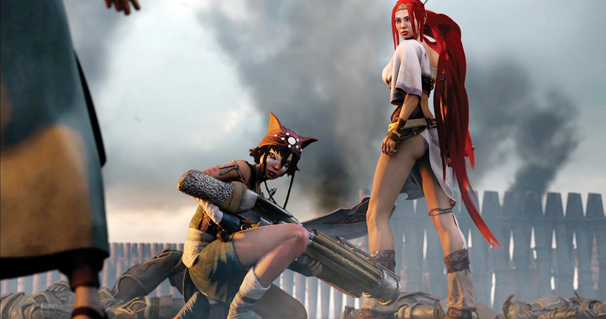 مشاهدة فيلم Heavenly Sword (2014) مترجم HD اون لاين