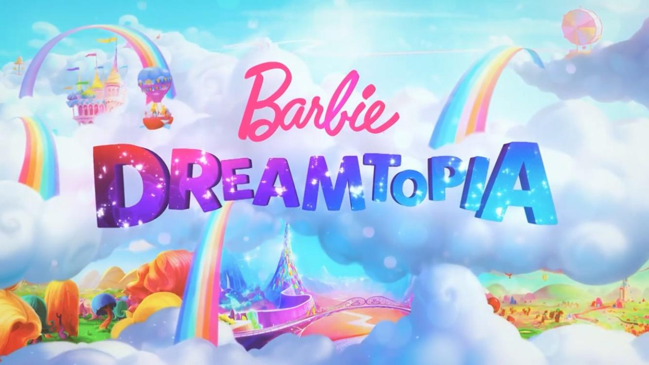 مشاهدة فيلم Barbie Dreamtopia (2016) مترجم HD اون لاين
