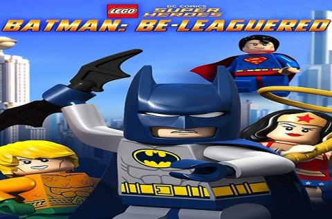 مشاهدة فيلم Lego DC Comics: Batman Be:Leaguered (2014) مترجم HD اون لاين