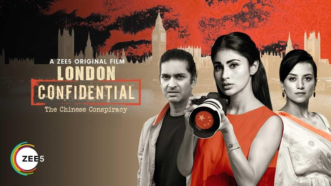 مشاهدة فيلم London Confidential (2020) مترجم HD اون لاين