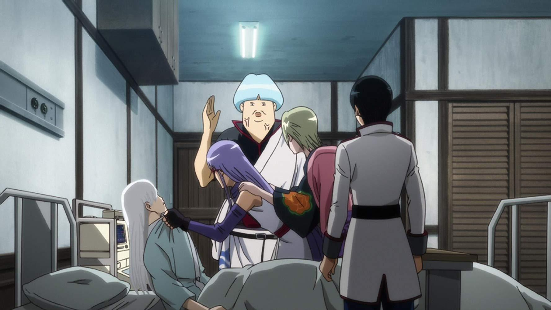 مشاهدة فيلم Gintama the Movie: The Final Chapter – Be Forever Yorozuya (2013) مترجم HD اون لاين