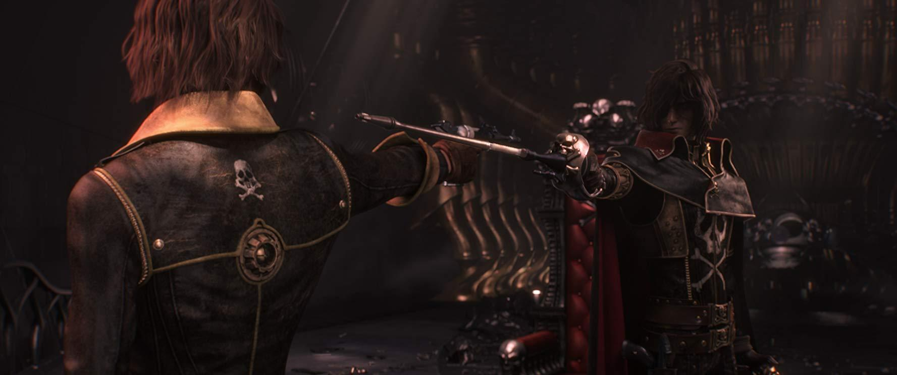 مشاهدة فيلم Harlock: Space Pirate (2013) مترجم HD اون لاين