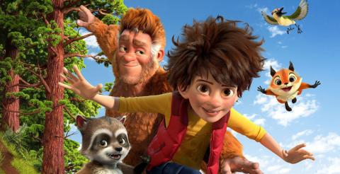مشاهدة فيلم Bigfoot Family (2020) مترجم HD اون لاين