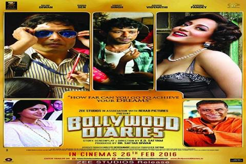 مشاهدة فيلم Bollywood Diaries (2016) مترجم HD اون لاين
