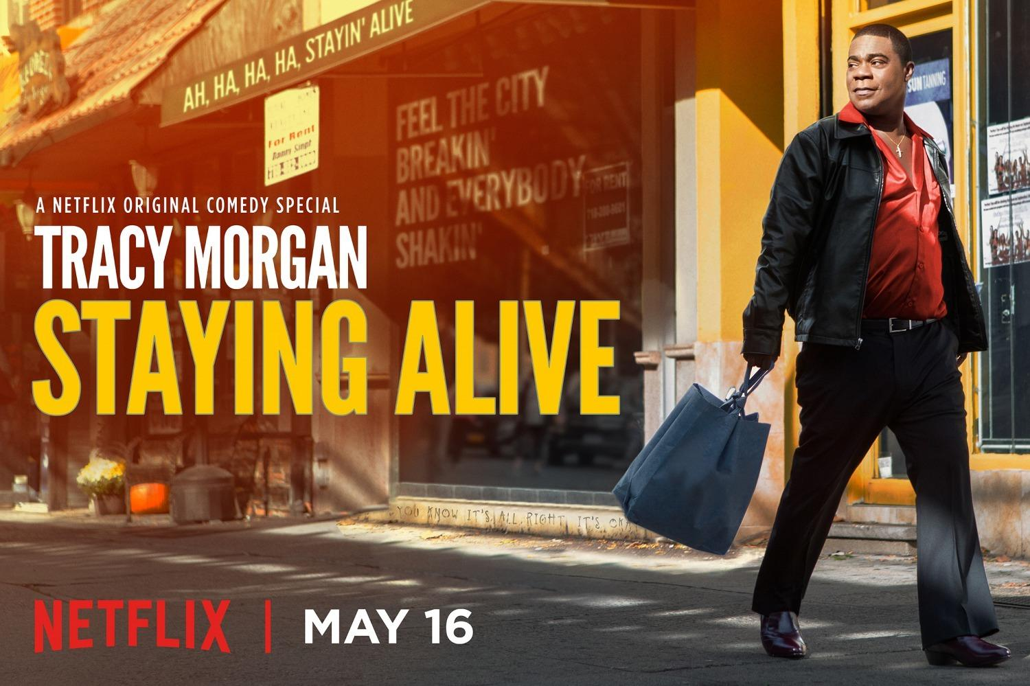 مشاهدة فيلم Tracy Morgan Staying Alive (2017) مترجم HD اون لاين