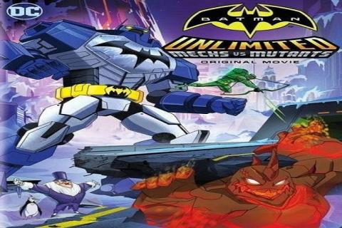 مشاهدة فيلم Batman Unlimited- Mech vs Mutants (2016) مترجم HD اون لاين