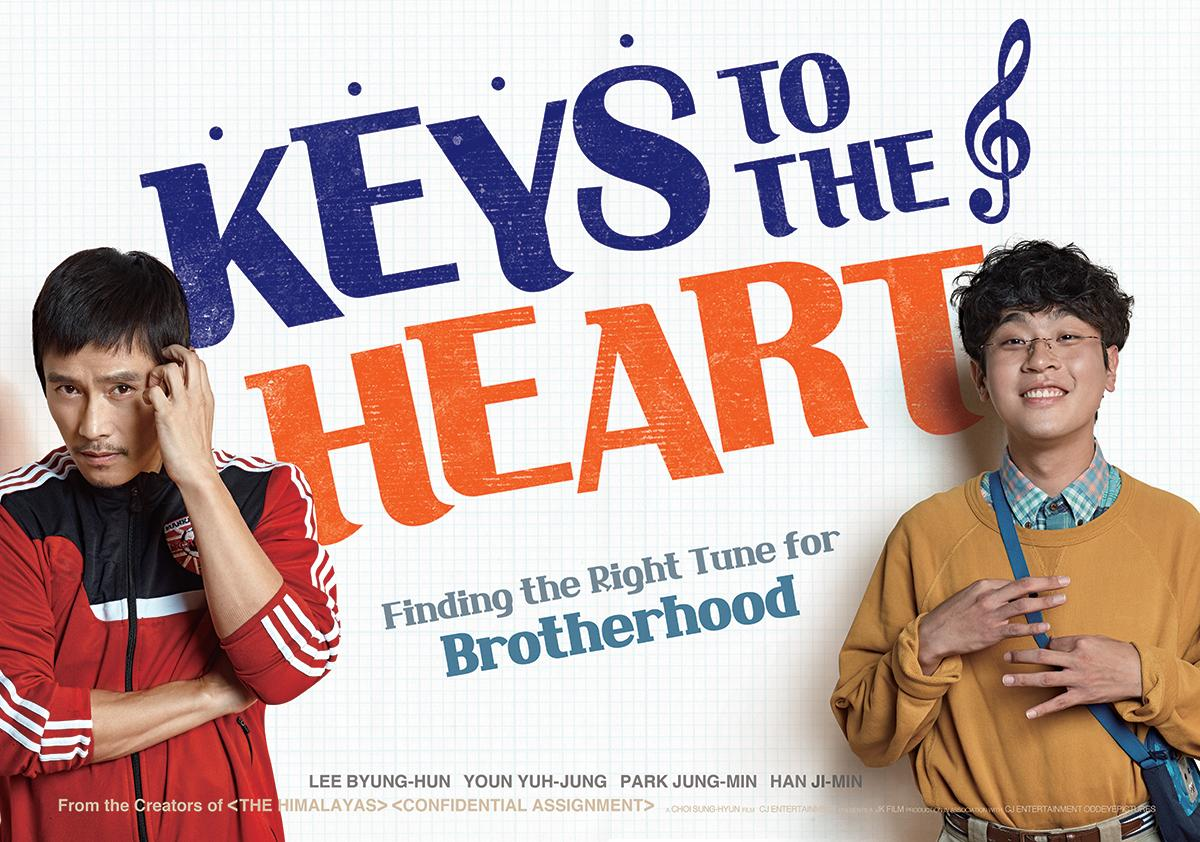 مشاهدة فيلم Keys to the Heart (2018) مترجم HD اون لاين