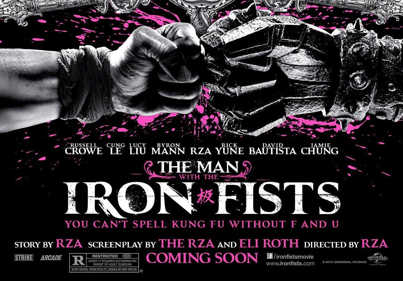 مشاهدة فيلم The Man with the Iron Fists (2012) مترجم HD اون لاين