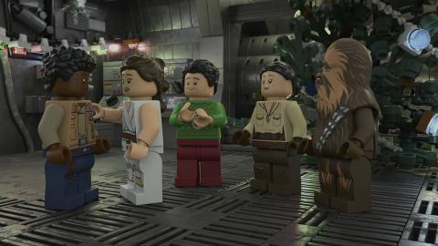 مشاهدة فيلم The Lego Star Wars Holiday Special (2020) مترجم HD اون لاين