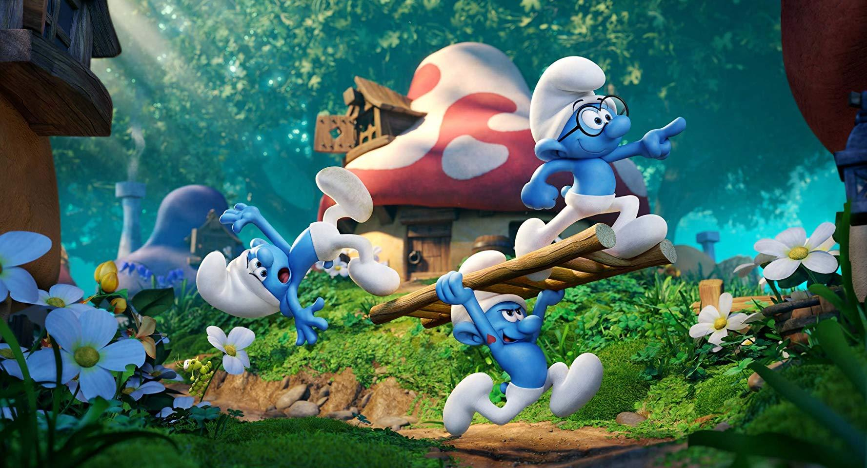 مشاهدة فيلم Smurfs: The Lost Village (2017) مترجم HD اون لاين