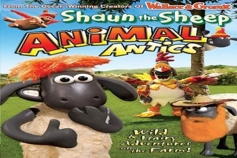 مشاهدة فيلم Shaun the Sheep Animal Antics (2017) مترجم HD اون لاين