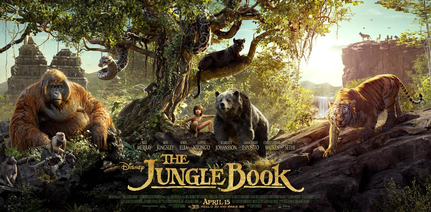 مشاهدة فيلم The Jungle Book (2016) مترجم HD اون لاين