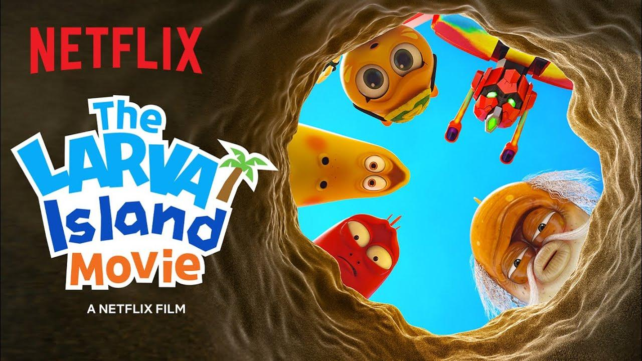 مشاهدة فيلم The Larva Island Movie (2020) مترجم HD اون لاين