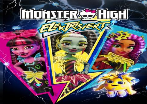 مشاهدة فيلم Monster High Electrified (2017) مترجم HD اون لاين