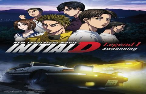 مشاهدة فيلم New Initial D: the Movie Legend 1 – Awakening (2014) مترجم HD اون لاين