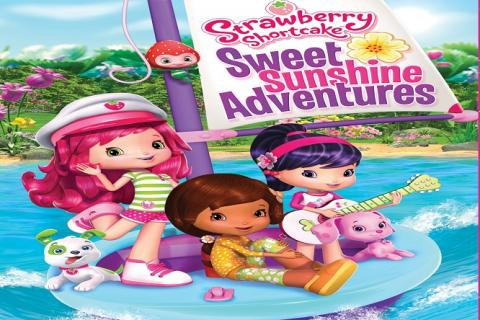 مشاهدة فيلم Strawberry Shortcake: Sweet Sunshine Adventures (2016) مترجم HD اون لاين