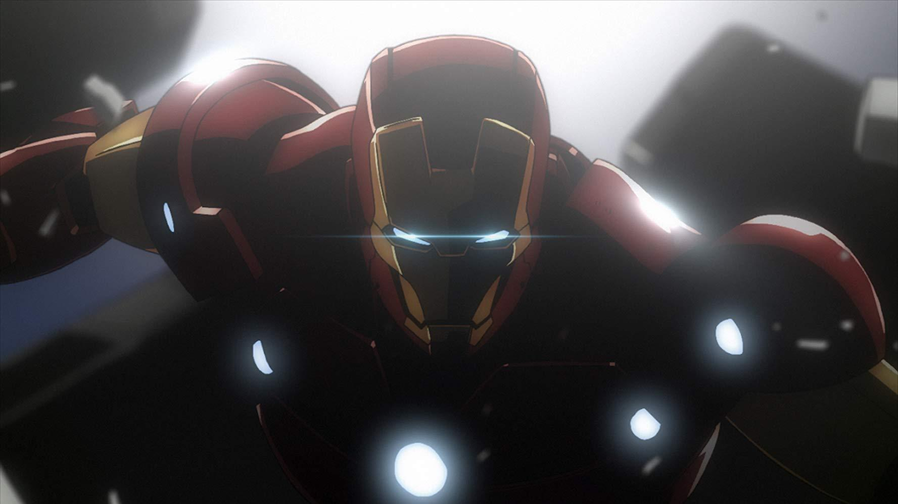 مشاهدة فيلم Iron Man: Rise of Technovore (2013) مترجم HD اون لاين