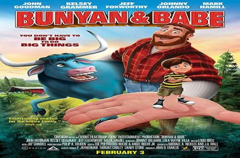 مشاهدة فيلم Bunyan and Babe (2017) مترجم HD اون لاين