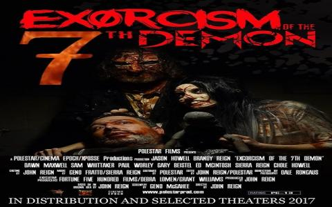 مشاهدة فيلم Exorcism of the 7th Demon (2017) مترجم HD اون لاين