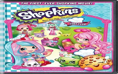 مشاهدة فيلم Shopkins Chef Club (2016) مترجم HD اون لاين